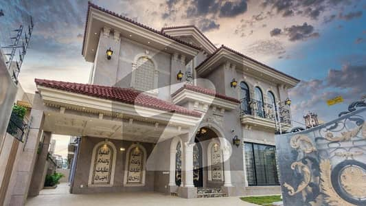1 Kanal Brand New House Available For Sale At DHA Phase 7.
