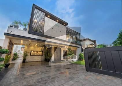 One Kanal Modern Bungalow For Sale at Prime Location