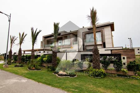 2 Kanal Fully Furnished Modern Bungalow With Swimming Pool For Sale In Phase 3
