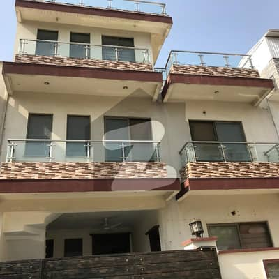 House Available For Sale E-11-1 Islamabad