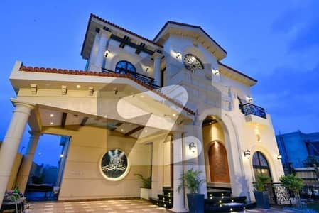 1 Kanal Brand New Furnished House Available For Sale At DHA Phase 7.