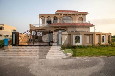 One Kanal Spanish Villa For Sale At Prime Location Cheapest Price