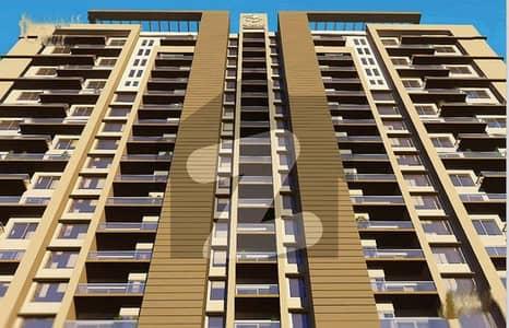 پی سی ہائٹس بحریہ ٹاؤن کراچی کراچی میں 4 کمروں کا 12 مرلہ فلیٹ 2.3 کروڑ میں برائے فروخت۔