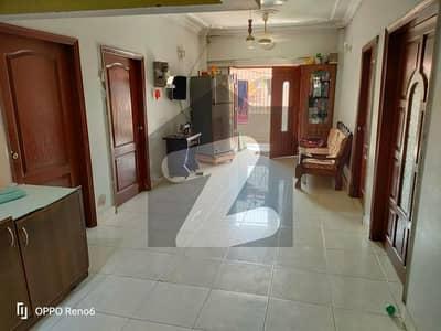 لیاقت آباد کراچی میں 3 کمروں کا 7 مرلہ فلیٹ 1.1 کروڑ میں برائے فروخت۔
