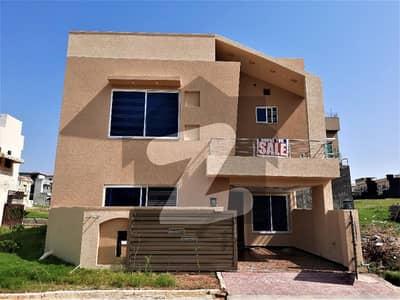 7 Marla Brand New Corner House For Sale In Usman Block