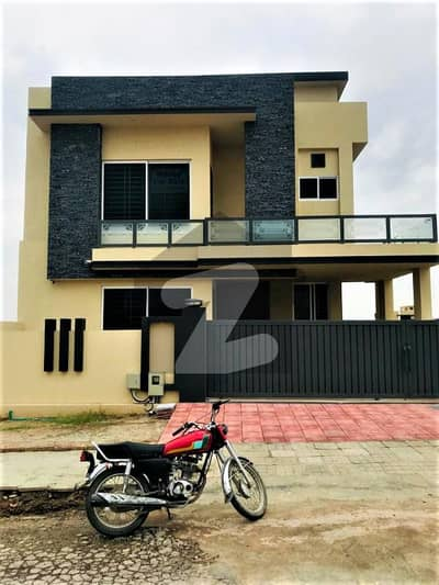 10 Marla Luxury & Designer House For Sale In Sector I
