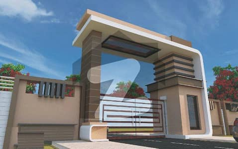 Residential Plot For Sale In Asian Domino City Housing Scheme