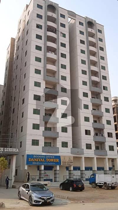 سعدی روڈ کراچی میں 2 کمروں کا 3 مرلہ فلیٹ 52 لاکھ میں برائے فروخت۔