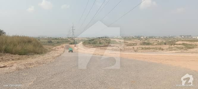 Plot For Sale In Cda Sector I-15