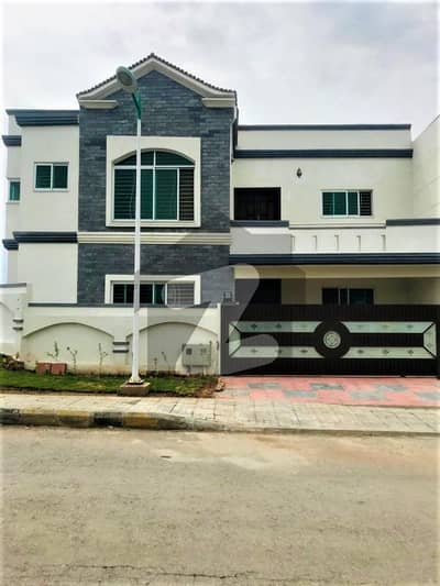 16 Marla Brand New Corner House For Sale In Sector I