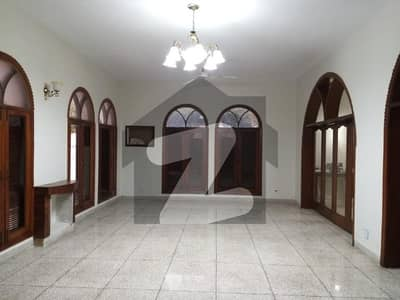 1000 Square Yard Fully Renovated Double Storey House Is Available For Rent