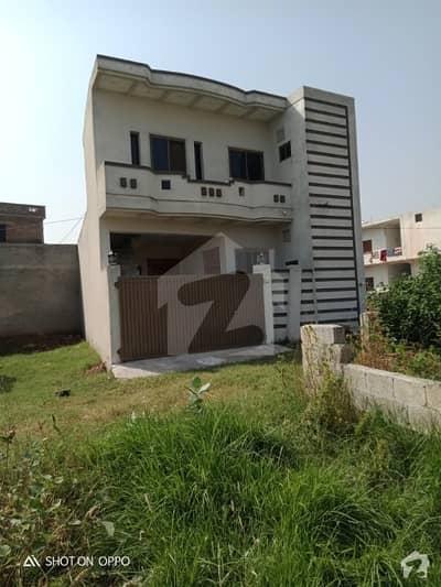 Newly Built Beautiful House In Abdullah Garden Near Nust Nad Srinagar Highway