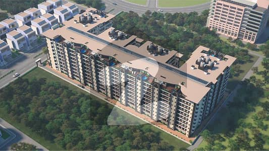 Ideally Located Flat Available In Gandhara City With Irresistible Features