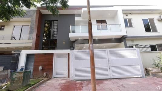 G-9 4 30x50 Brand New Stylish House Near Metro 9th Avenue