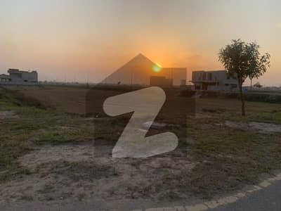 32 Marla Ideal Commercial Plot For Sale In Dha Phase 6 Mb Block N