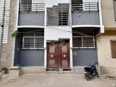Sale A Well-planned Flat In Korangi - Sector 31-G