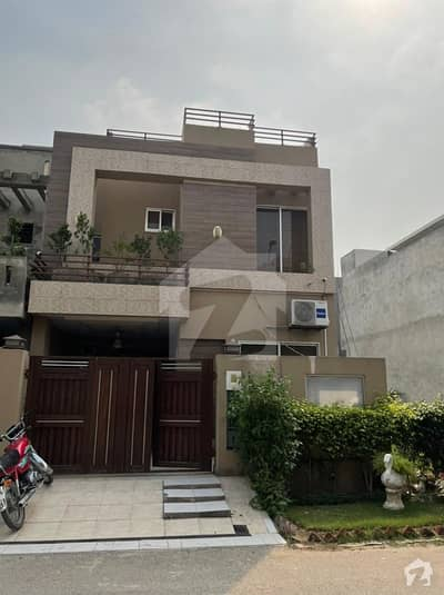 Furnished 5 Marla House For Sale