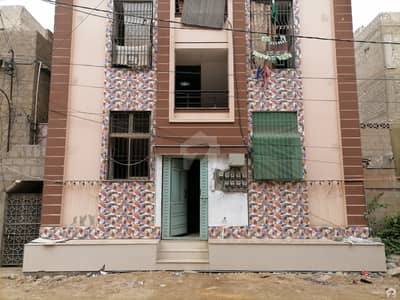 540 Square Feet Flat For Sale Is Available In Korangi
