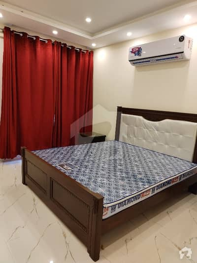 One Bed Fully Furnished Brand New Apartment Available For Rent