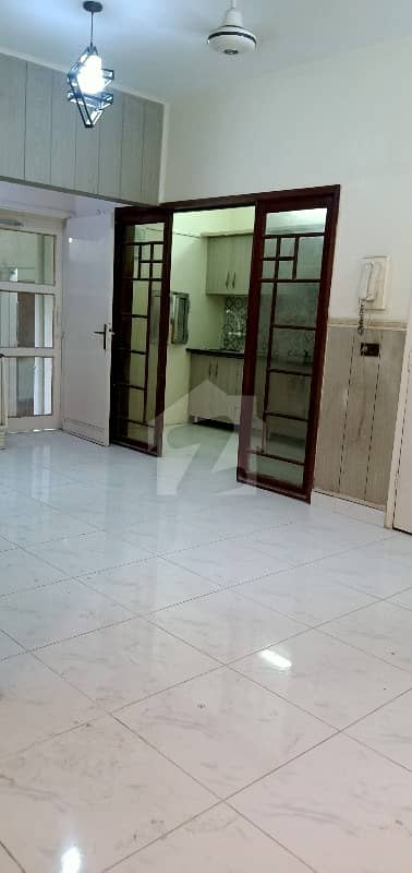 Ground Floor Flat 2 Bed Drawing Dining With Servant Quarter Available For Rent