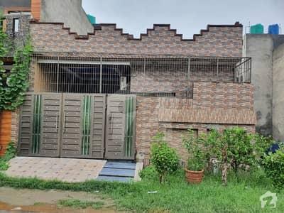 5 Marla Single Storey House For Sale In J Block Al Rehman Garden Phase 2