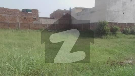 ایڈن سٹی - بلاک اے ایڈن سٹی ایڈن لاہور میں 2 کنال رہائشی پلاٹ 4.8 کروڑ میں برائے فروخت۔