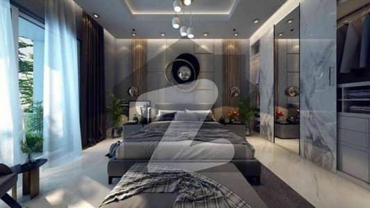 برج الجناح جناح ایونیو کراچی میں 2 کمروں کا 7 مرلہ فلیٹ 1.85 کروڑ میں برائے فروخت۔