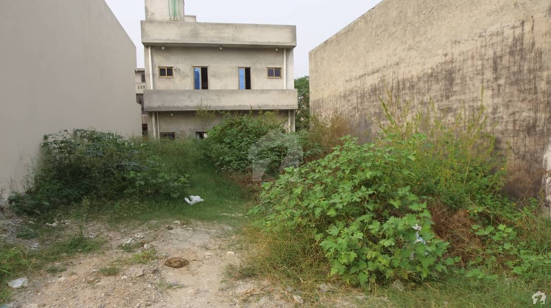 2 Kanal Residential Plot Is Available For Sale In Naval Anchorage Block A Islamabad