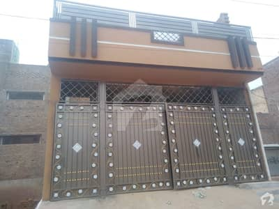 Looking For A House In Al Haram Model Town Peshawar