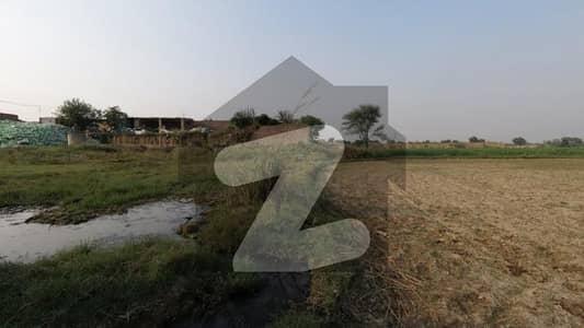 جلو موڑ جلو لاہور میں 8 کنال کمرشل پلاٹ 6.4 کروڑ میں برائے فروخت۔