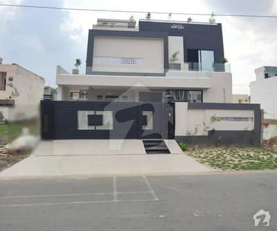 A Block 10 Marla Modern House Available For Sale