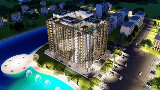 3 Bed Luxury Pent Apartment On Easy Installment