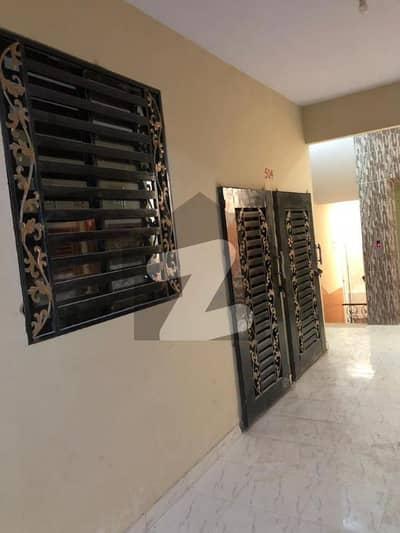 لوئر گزری غِزری کراچی میں 2 کمروں کا 4 مرلہ فلیٹ 75 لاکھ میں برائے فروخت۔