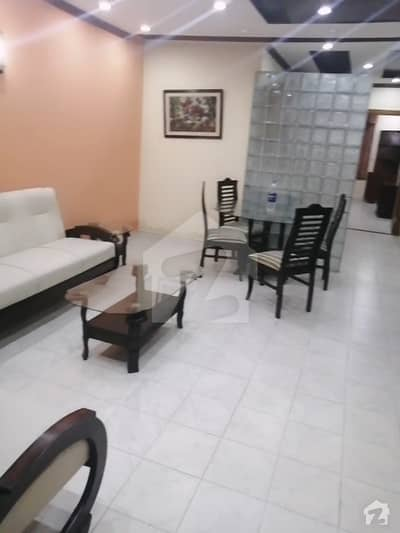 Abu Dhabi Tower F11 Markaz  Fully Furnished 1 Bedroom Flat Available For Rent