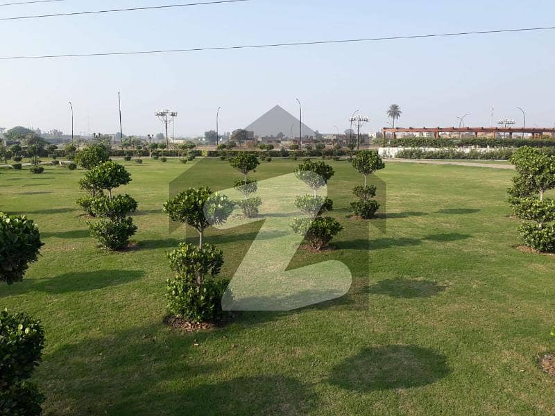 7 Marla Residential Plot Is Available For Sale In Sitara Supreme City