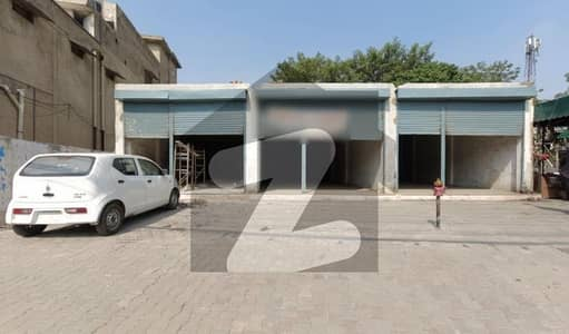2 Commercial Shop Is Available For Rent On Main Boulevard Gulshan-e-Ravi, Lahore