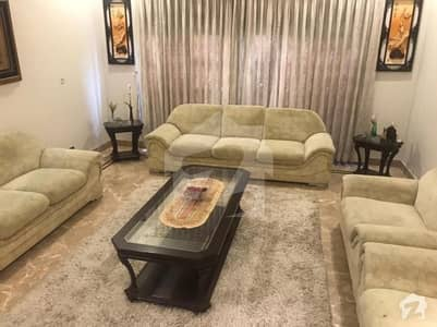 250 Square Yards Fully Furnished House For Rent