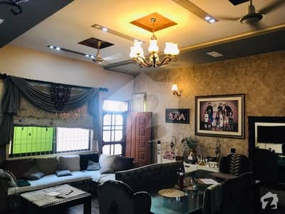 400 Yards Single Storey House Available For Sale In Gulistan E Jauhar