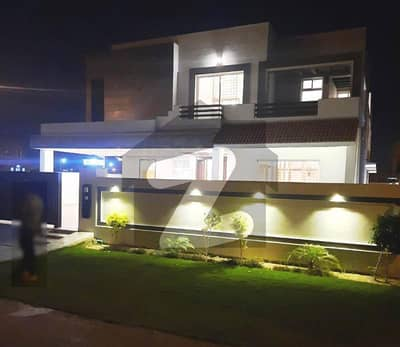 Brand New Lavish 1 Kanal 5 Beds House For Rent Located At Dha Phase 7 Lahore