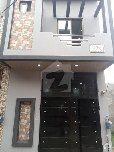 مُعیز ٹاؤن ہربنس پورہ لاہور میں 3 کمروں کا 2 مرلہ مکان 54.5 لاکھ میں برائے فروخت۔