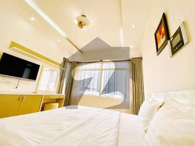 Classic Suite Studio Apartment On A Hot-tier Location Of Nishtar Block Bahria Town Lahore Available For Sale