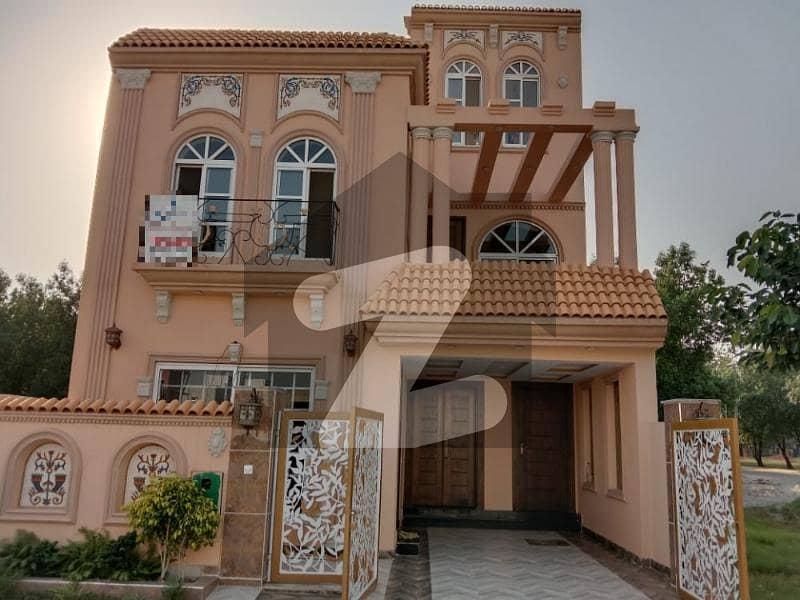 بحریہ ٹاؤن جناح بلاک بحریہ ٹاؤن سیکٹر ای بحریہ ٹاؤن لاہور میں 3 کمروں کا 5 مرلہ مکان 1.5 کروڑ میں برائے فروخت۔