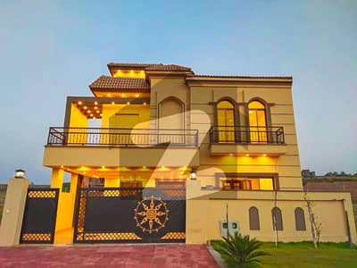 Spacious Brand New 10 Marla House For Sale