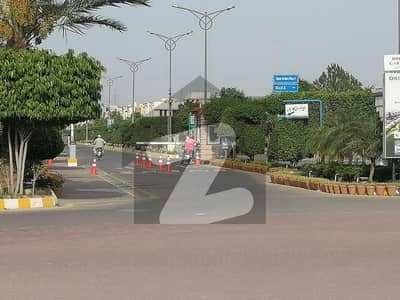 5 Marla Facing Park New Home For Rent In Dream Gardens Lahore .