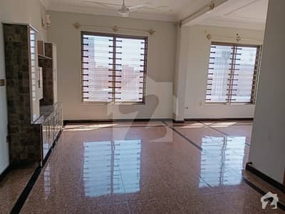 10 Marla   House For Rent F 17 Islamabad