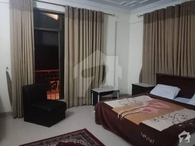 3 Bed Fully Furnished Apartment For Rent In F11 Markaz