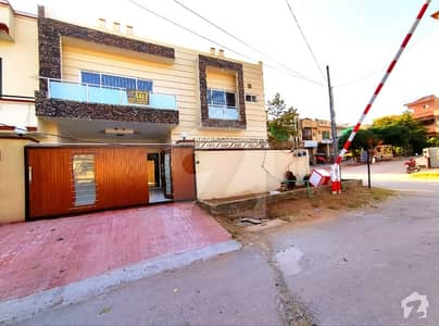 Corner 10 Marla House 5 Bedrooms Near Main Pwd Road For Sale In National Police Foundation O-9 Islamabad