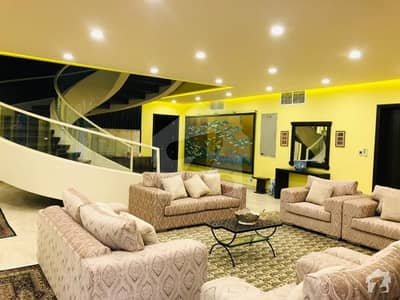 F-8 Brand New Furnished House For Sale