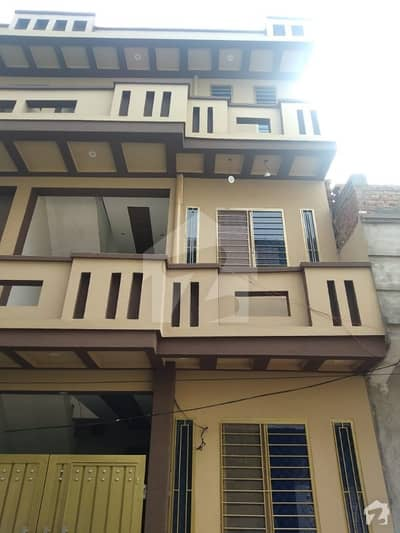 3.5 Marla Triple Storey House Brand New For Urgent Sale