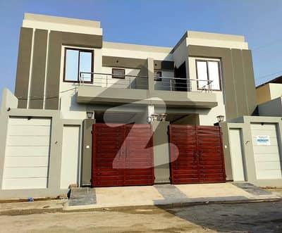 3 Marla Brand New Double Storey House For Sale In Zakariya Villas